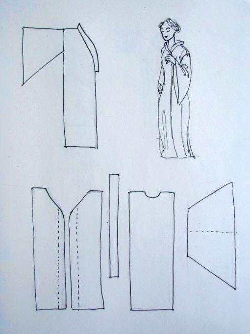 Make your own abaya! part1