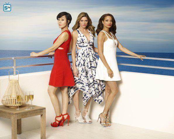#Mistresses Season 4 Cast