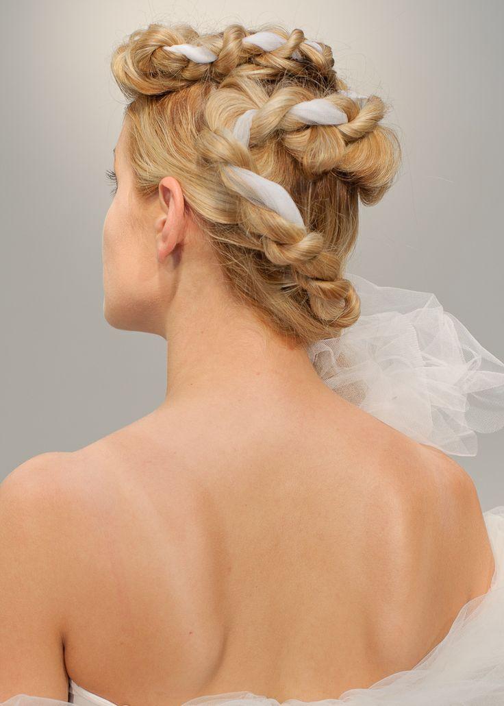 Palmer School, scuola di formazione professionale per parrucchieri a Bologna: acconciature da sposa