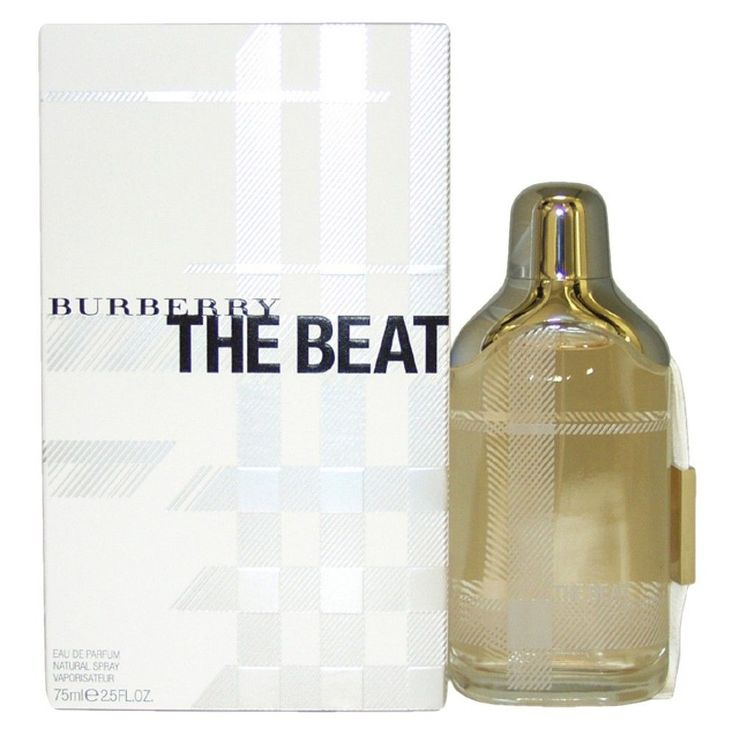 Burberry The Beat by Burberry Eau de Parfum Women's Spray Perfume - 2.5 fl oz