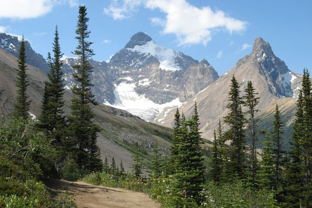 canadian rockies | High Trails of the Canadian Rockies