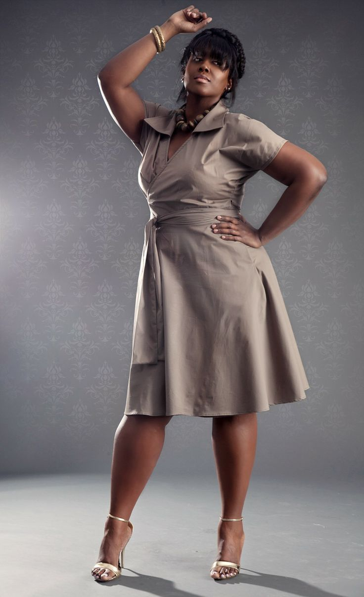 . Pairing plus size party outfit with the right pair of accessories make you feel confident and look amazing. Emphasize your best feature with the plus size party dresses.