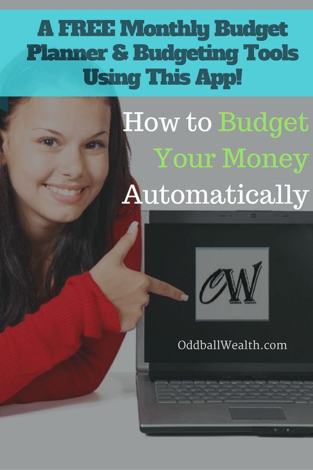 Free Online Money Management