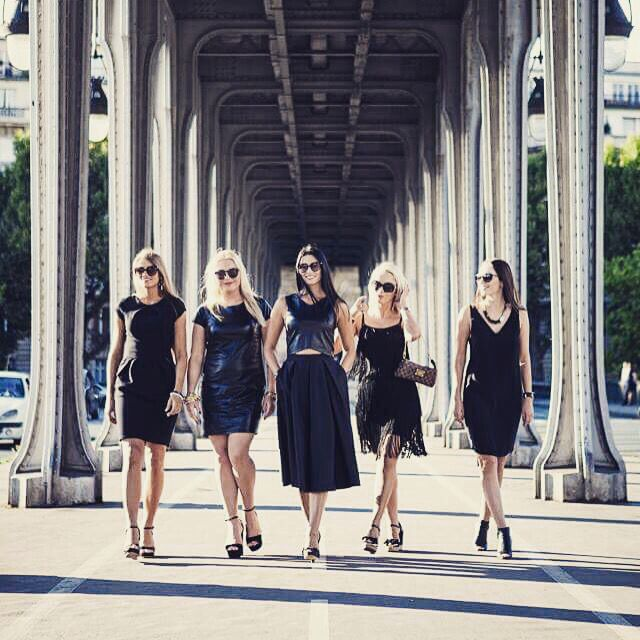 Henparty in Paris