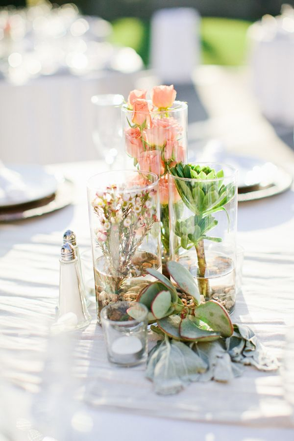 Best images about succulent centerpieces wedding on