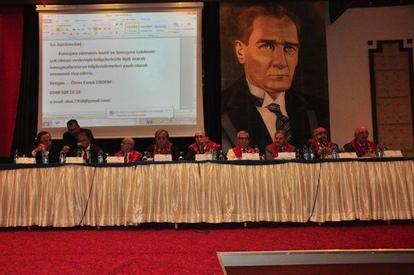 Türk Dünyası Çalıştayı Afyon'da gerçekleştirildi