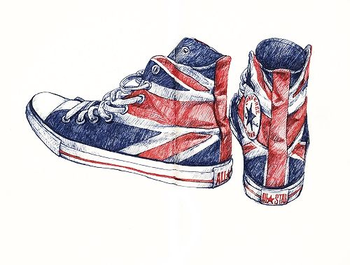 converse shoes drawing. i really enjoy the design on shoes, it works very well with shape. converse drawingunion shoes drawing a