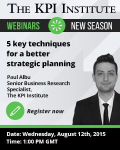 Don't miss the Wednesday Free webinar and find out what are the benefits of improving your business strategy!