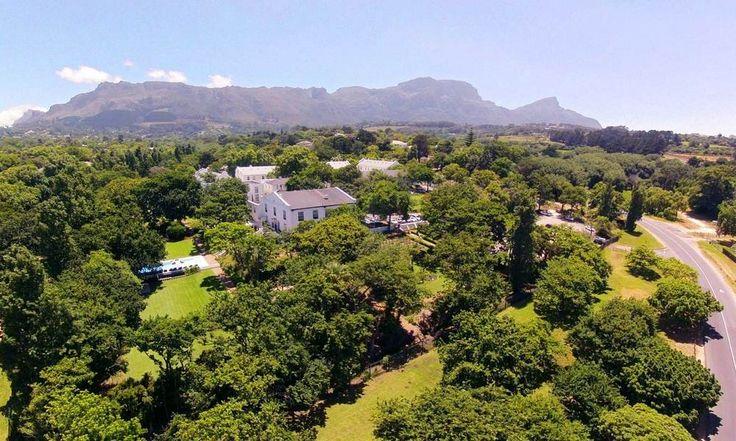 The Alphen Boutique Hotel, Cape Town #CapeTownHotels