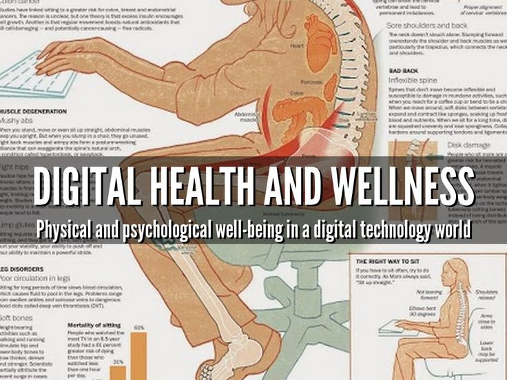 Digital Health and Wellness summarized A Haiku Deck by Jessica DONOVAN