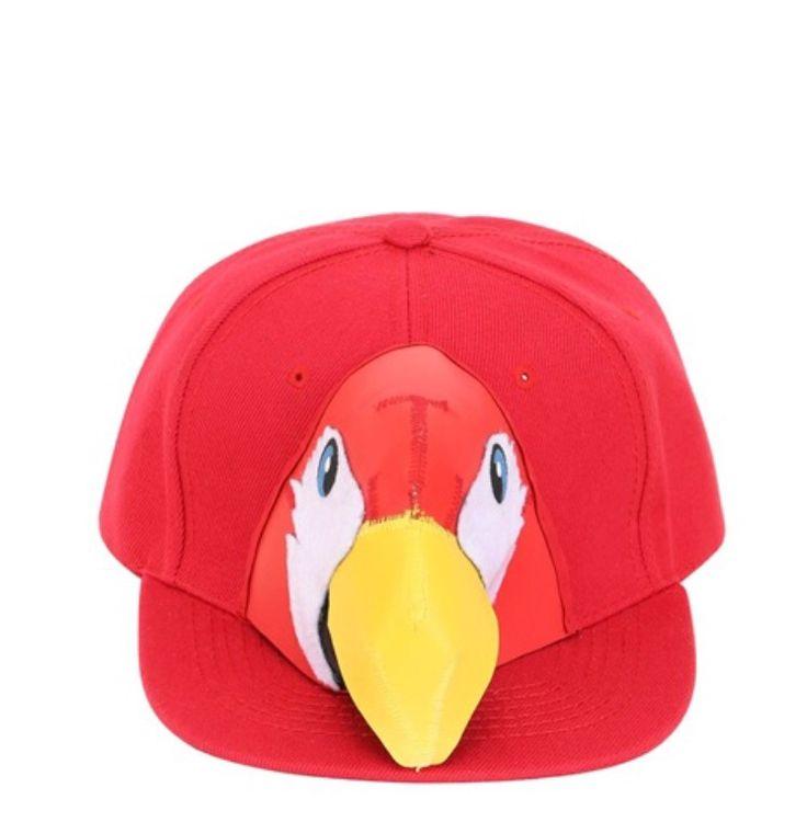 Francesco Ballestrazzi Limit.ED Macaw Head Baseball Hat