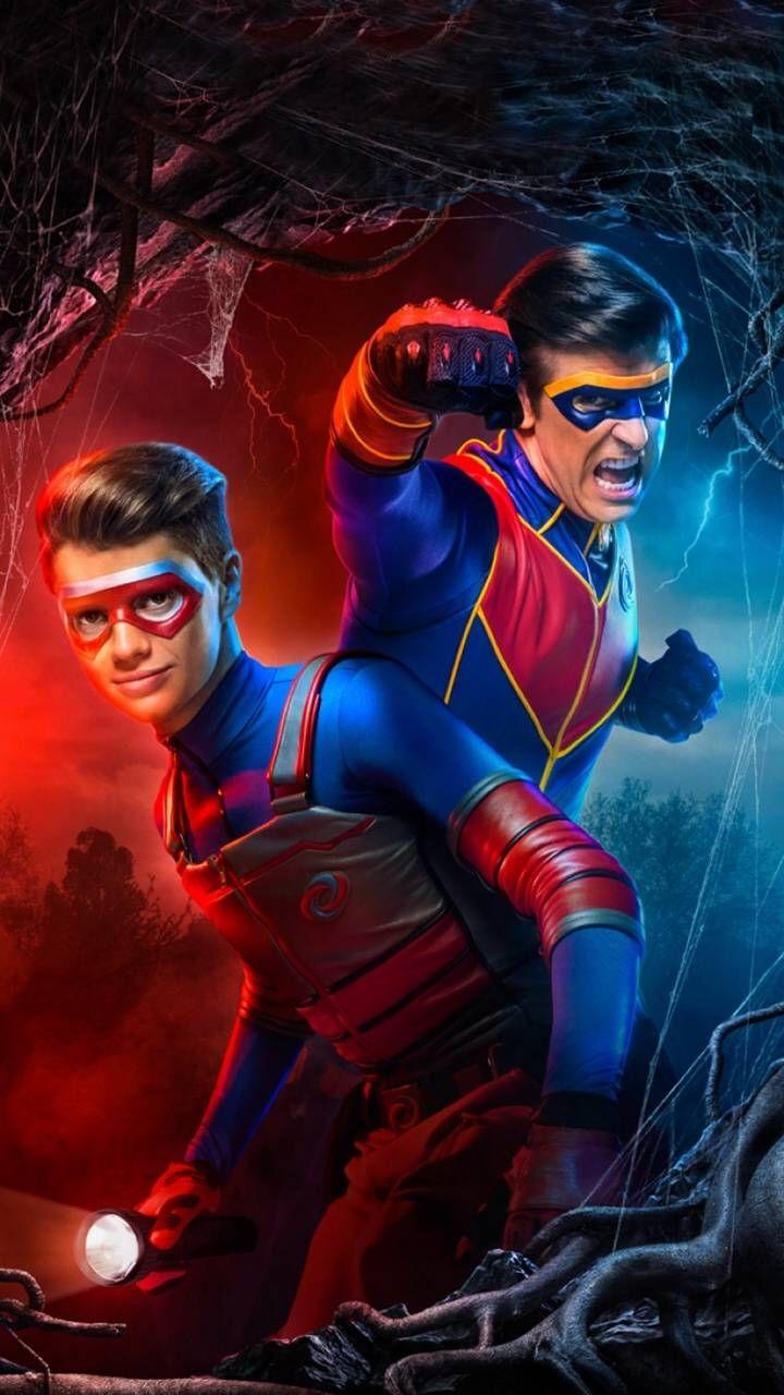 Henry Danger Wallpaper 2020 Fotos De Super Herois Imagens De Super Herois Super Heroi