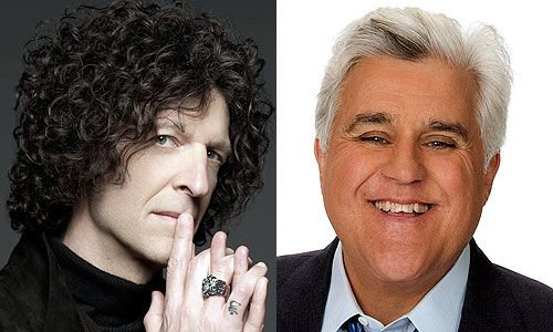 Howard Stern vs. Jay Leno and NBC: 'America's Got Talent' judge won't back down from bashing 'Tonight Show' host