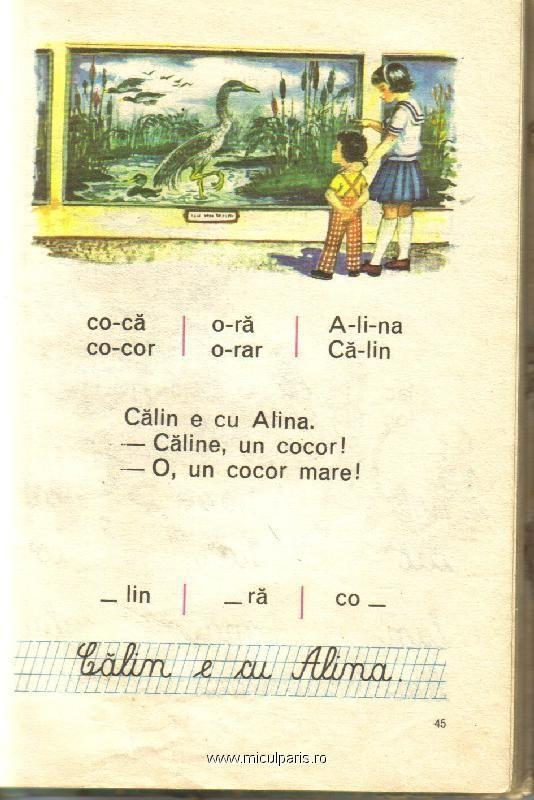 Calin e cu Alina