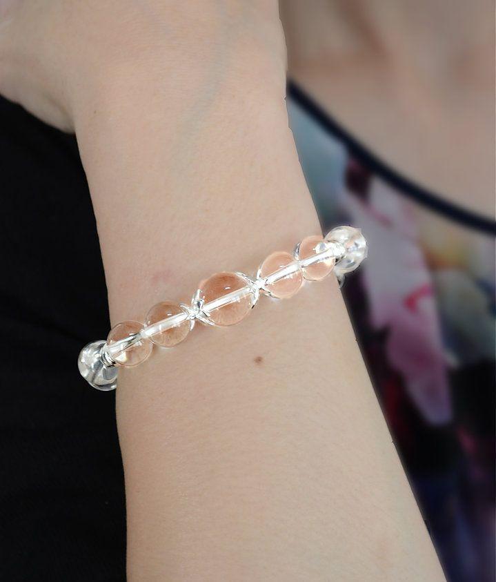 genjewelry | 蓮華水晶ブレスレット