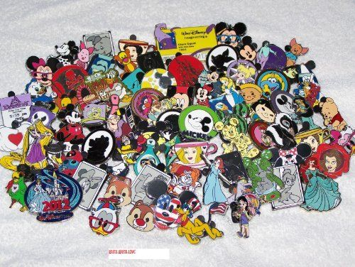 Disney Trading Pin Lot Of 100 _HIDDEN MICKEY,RACK,CAST PINS, Afforodable And Tradable by Disney, http://www.amazon.com/dp/B00DRH5M7O/ref=cm_sw_r_pi_dp_N3Tesb051AC5K