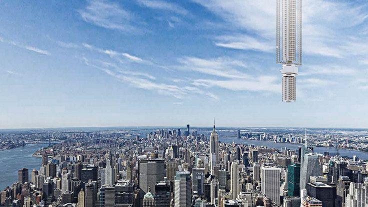 エッフェル塔、エンパイア・ステート・ビルディング、ブルジュ・ハリファ...人類はその文明を誇るため、より高い建築物を作り上げてきました。「Clouds Architecture Office」が進める仮想プロジェクトも、そんな高層建築物のひとつ。ただひとつ違うのは「地上から空中」ではなく、「宇宙から地上」に向けて吊り下げる、ということ。この斬新な建築物の名前は「Analemma Tower」...