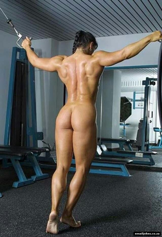 Nude Gym Women 19