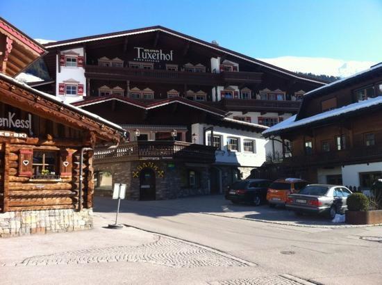 Hotel Alpin Spa Tuxerhof - Tux, Austria - #7 Trip Advisor 2015