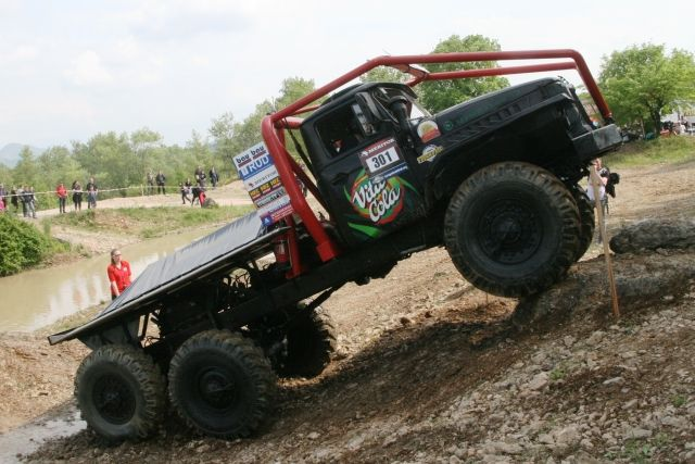 Truck sport Borzym team-Ural