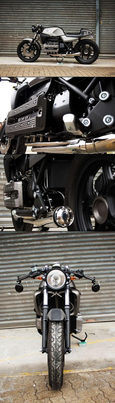 BMW K75 Custom Cafe Racer