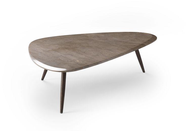 Iduna | Leolux #Chic #Marble #Salontafel #Design #Stone