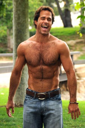 Shawn Christian, best known as Dr. Daniel Jonas on Days of our Lives (2008–present)