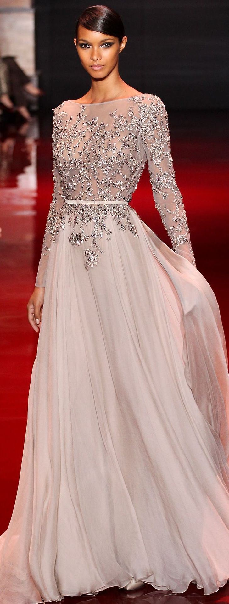 (Elie Saab Couture, Fall 2013)