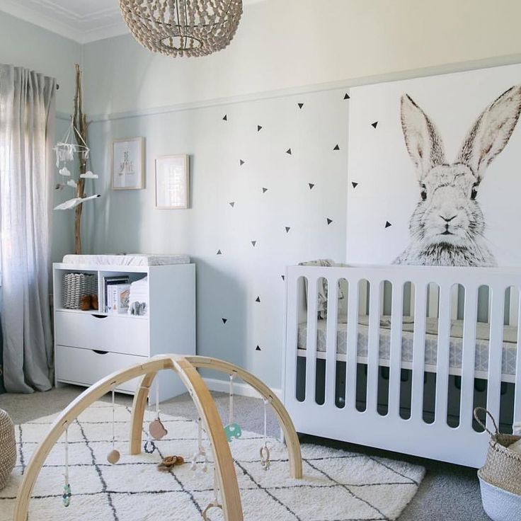 Great australian gender neutral nursery ready for a very for Chambre gender