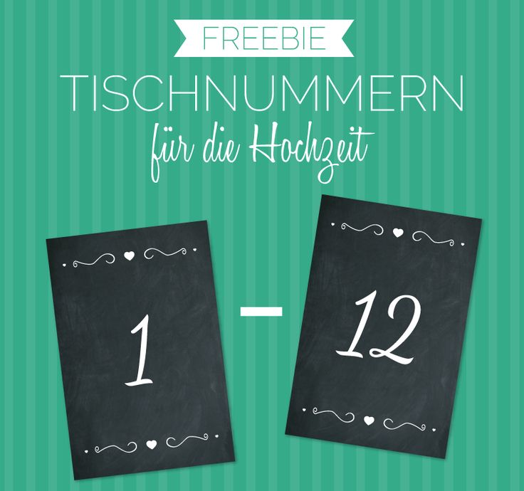 152 besten Freebies for your Wedding Bilder auf Pinterest