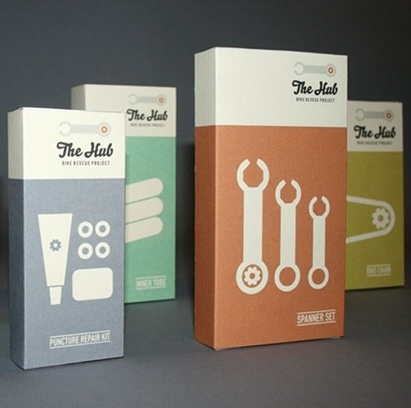 Dave Raxworthy - The Hub #Packaging