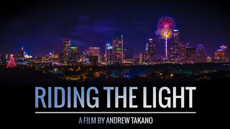 """Take a soaring journey across Austin, the Live Music Capital of the World.  Shot in the winter of 2014-2013, """"Riding the L..."""