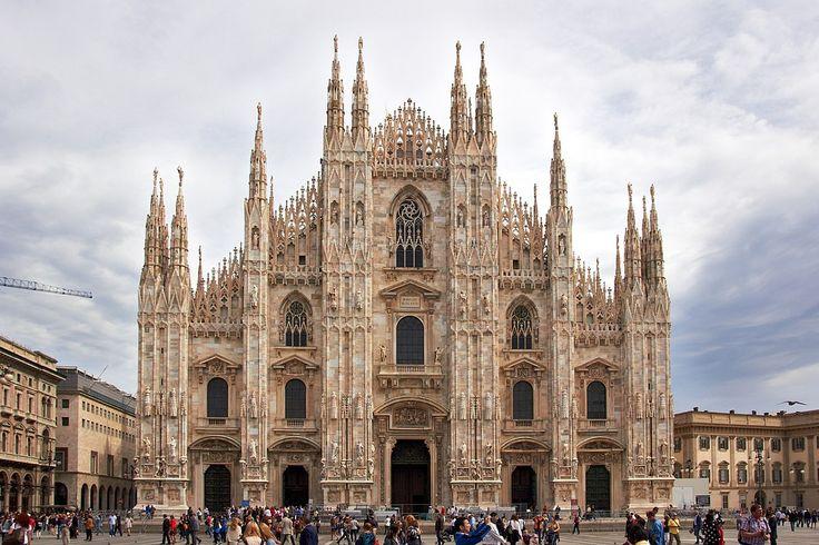 Duomo di Milano - Wikipedia