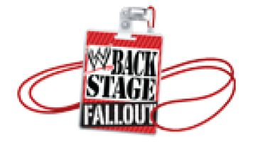 Backstage Fallout brings the WWE Universe backstage beyond the curtain for genuine reaction from the Superstars, Divas and (&) much, much more!