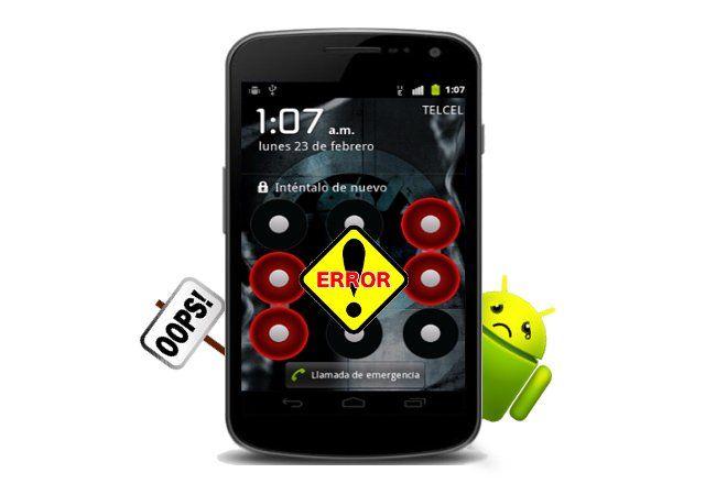 Es un tutorial donde se explica cómo desbloquear un teléfono Android cuando has olvidado el patrón de desbloqueo o contraseña