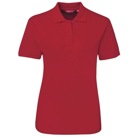 MATHILDA | ladies knit pique polo. 210gsm double knit pique fabric. Easy care, reduced pilling fabric. Available in 17 colour options. Size 8-24. Plus size. Fast delivery