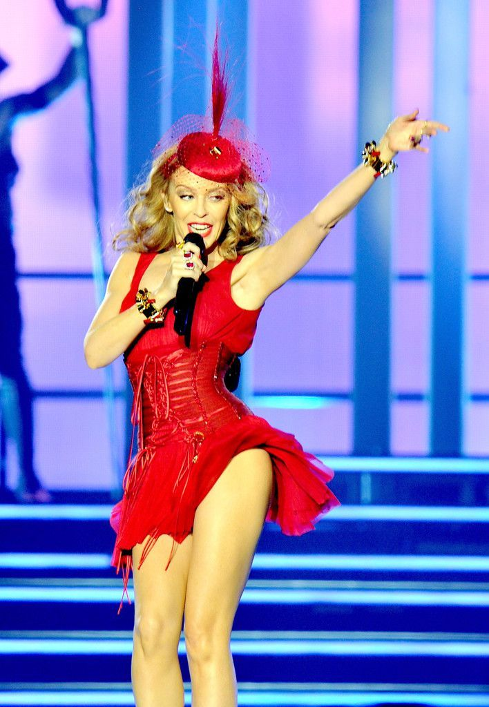 Kylie Minogue-Concert at the Echo Arena-Liverpool :)