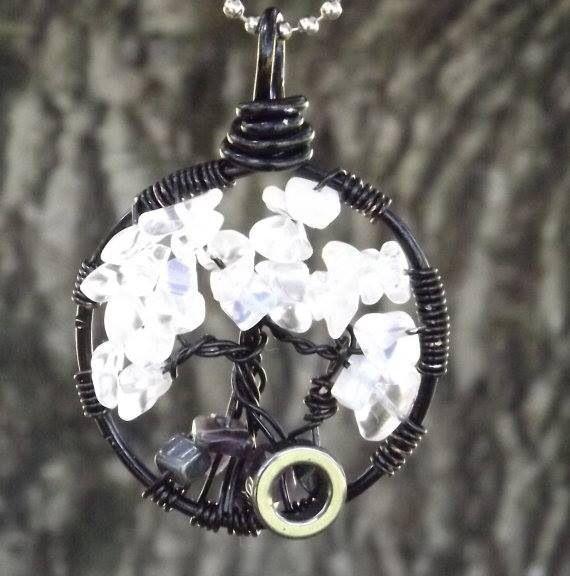 evenstar necklace moonstone - photo #24
