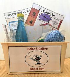 DIY Pédagogie (PDF) : la Boîte à Colère (Anger Box) | www.cespetiteschosesdelavie.com, sorties & blog DIY pour enfants
