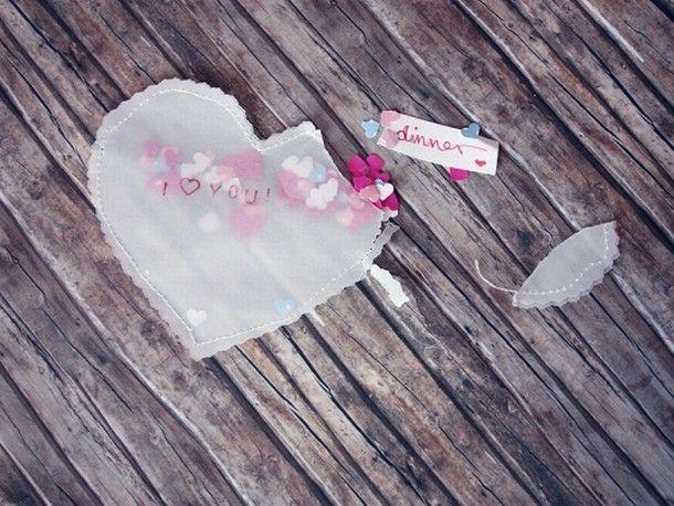 Valentinstag- DIY Gutschein