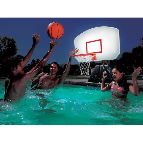 17 best images about toys your kids would play for on - Basketball goal for swimming pool ...