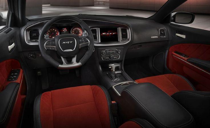 2015 Dodge Charger Srt Hellcat Interior