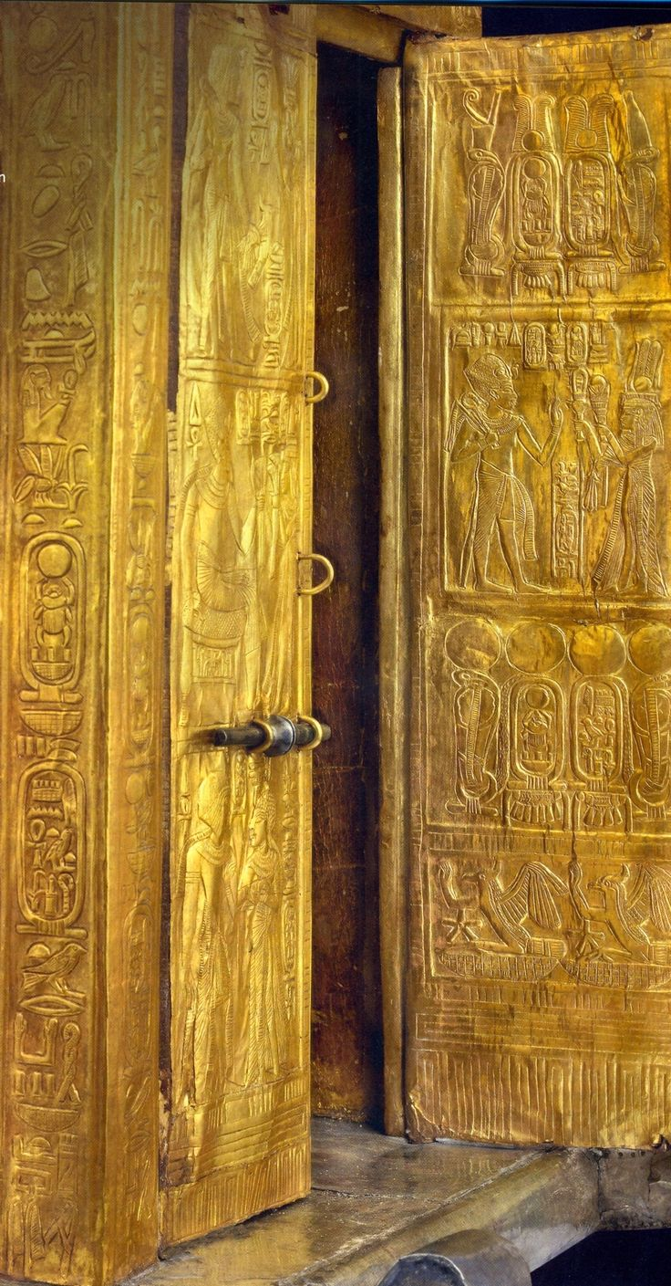 #Egypt Cappella della Tomba di #Tutankhamon