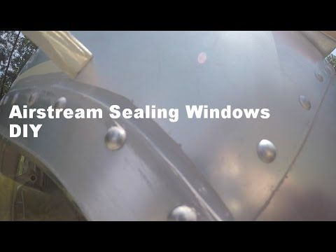 How to remove the old vinyl from your vintage airstream inside walls / inner skin to leave a shiny aluminum!