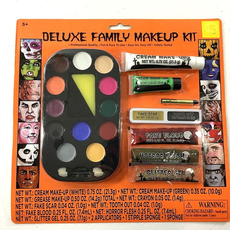 Cream Makeup Pallet. Fake Blood. eBay! (With images