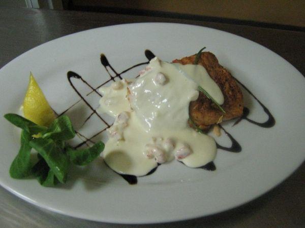 Итальянские блюда из свинины и мпагетти