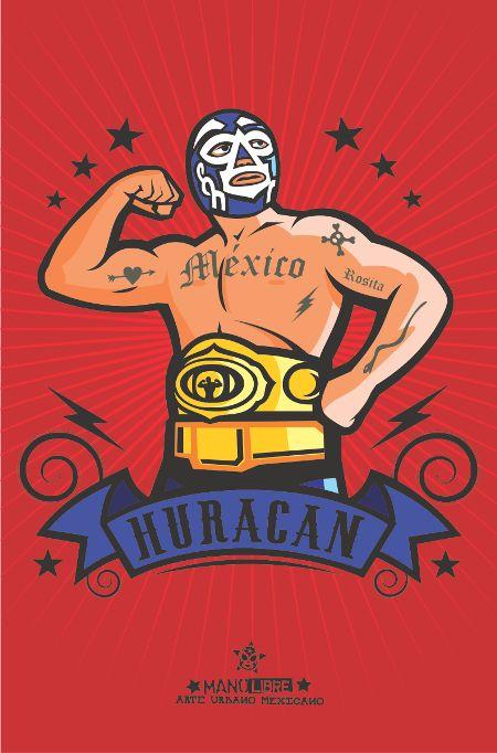 lucha libre mexicana arte - Buscar con Google