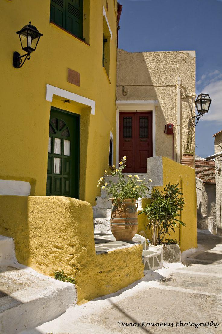 House in Kea (Tzia), Greece