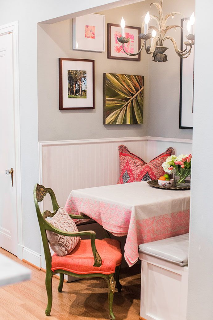 brittany cobbs bohemian texas chic home - Colorful Home Decor