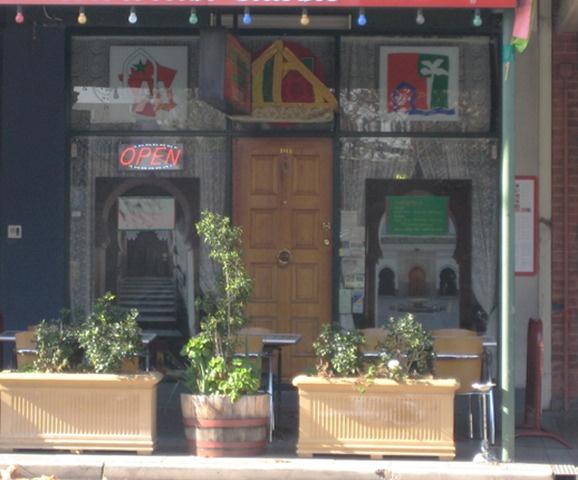 Le Riad - Moroccan - Pulteney St